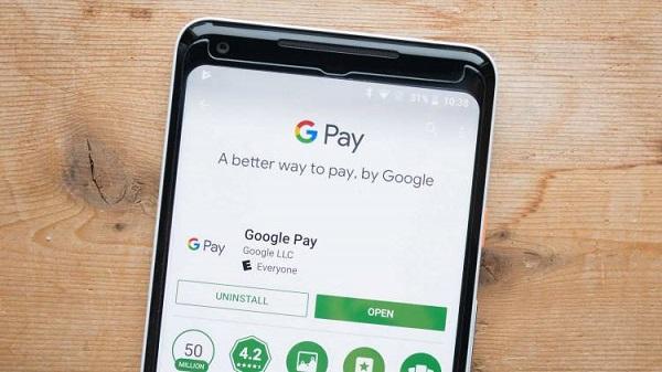google pay пополнить счет