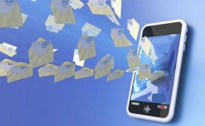 как отправить смс с мейла на телефон